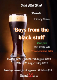 Boys from the Black Stuff