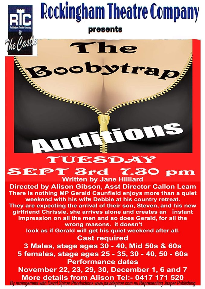 AUDITION: The Boobytrap