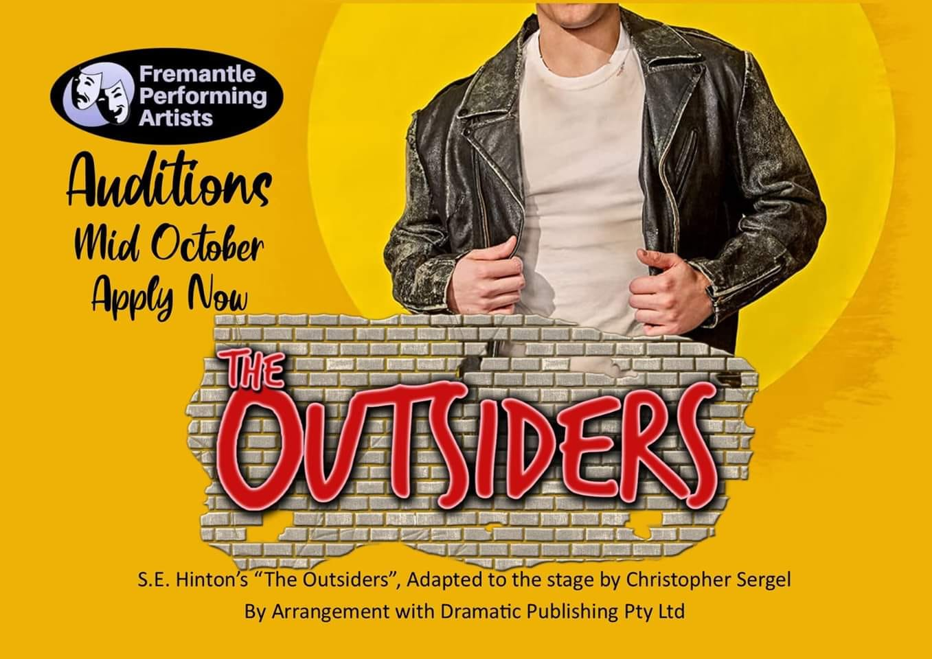 AUDITION: The Outsiders
